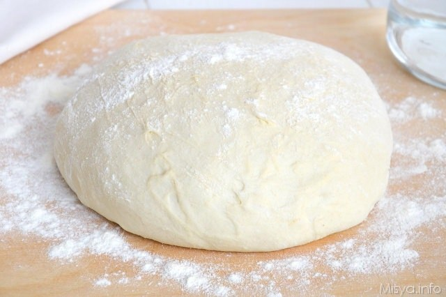Pasta per Focacce