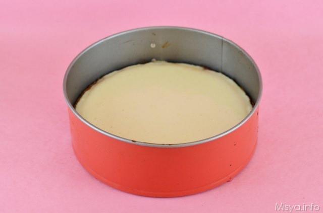 cottura cheesecake