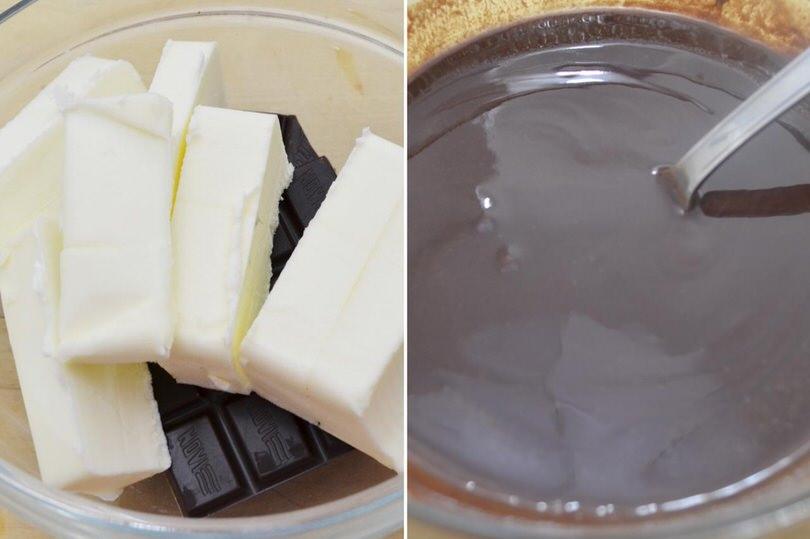 1 cioccolato fuso