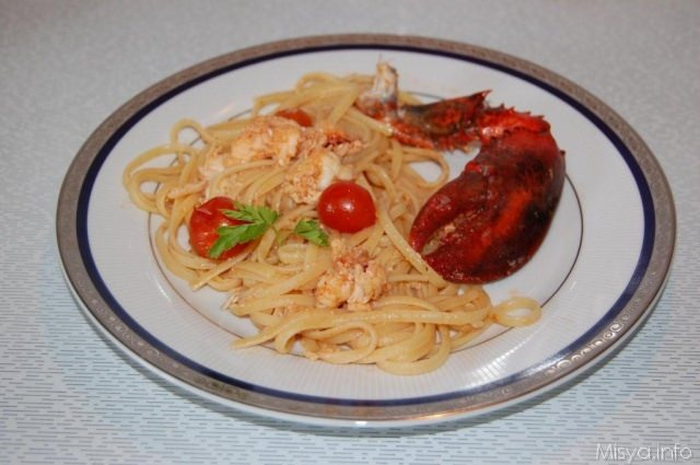 Linguine All 39 Astice Ricetta Linguine All 39 Astice