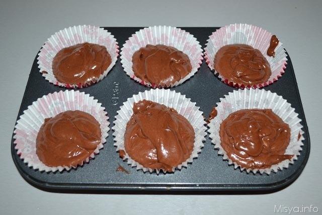 cupcakes cioccolato 1