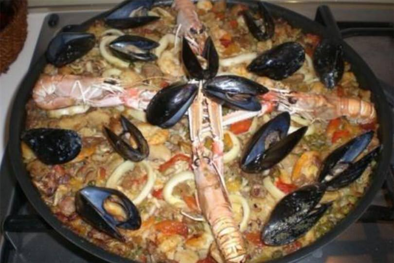 Paella Valenciana La Ricetta Della Paella Piatto Tipico Spagnolo