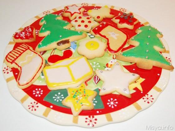 Ricette Di Biscotti Da Regalare A Natale.Biscotti Di Natale Ricetta Biscotti Di Natale Di Misya