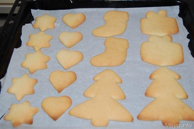 Ricette Dolci Di Natale Misya.Biscotti Di Natale Ricetta Biscotti Di Natale Di Misya