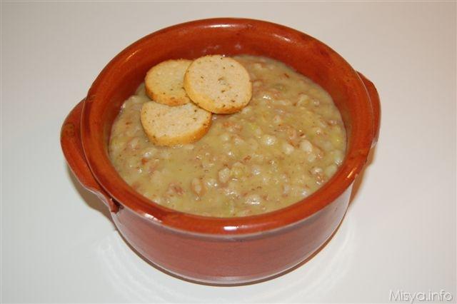 Ricette bimby zuppa di legumi