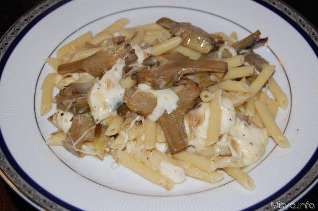 Ricette pasta ai carciofi