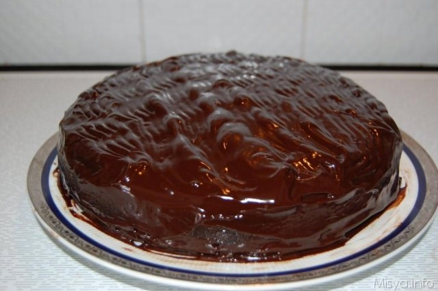 Mud cake – torta al cioccolato