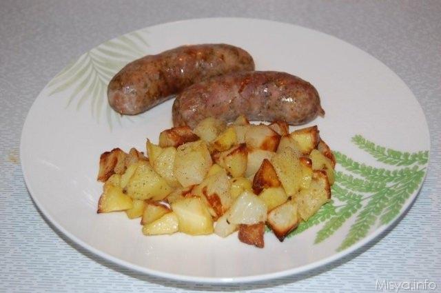Ricette  Salsicce fatte in casa
