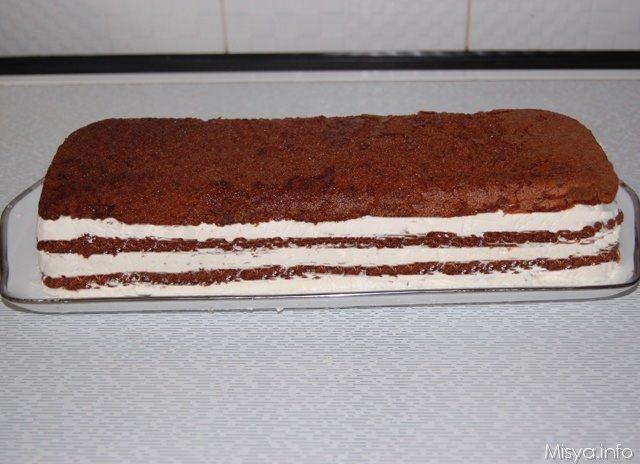 Mattonella al cioccolato bianco