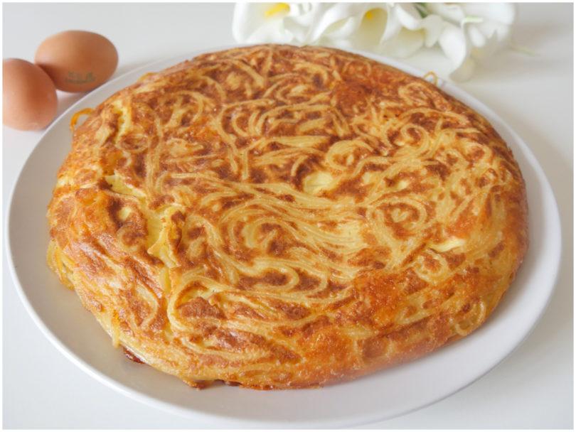 Frittata Di Pasta Ricetta Frittata Di Pasta Di Misya