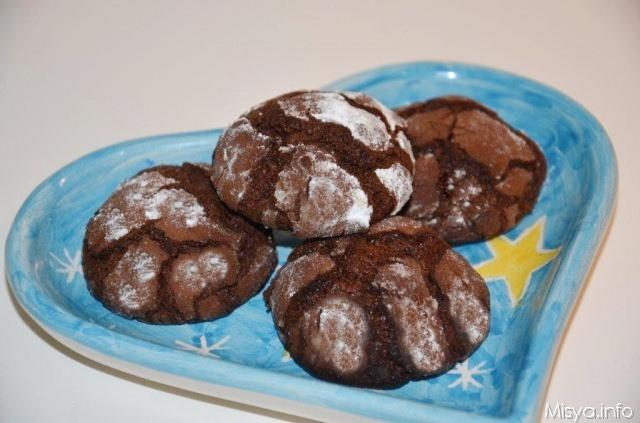 Biscotti al cioccolato e grappa