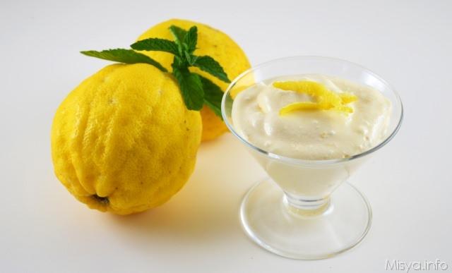 Ricette Creme Mousse al limone