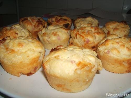 Muffin salati bimby