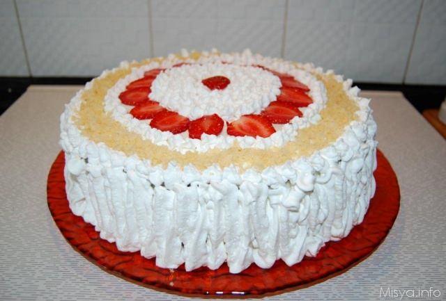 Torta di compleanno al baileys - Ricetta Torta di compleanno al ...