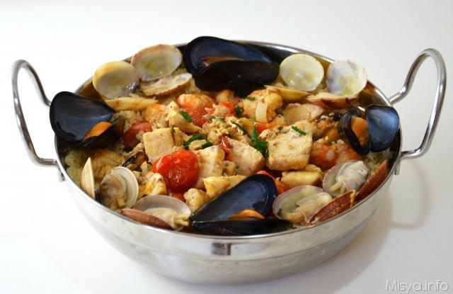 Ricette piatti unici a base di pesce