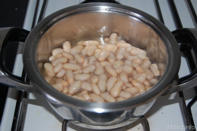 Insalata di fagioli e tonno - Ricetta Insalata di fagioli e tonno di ...