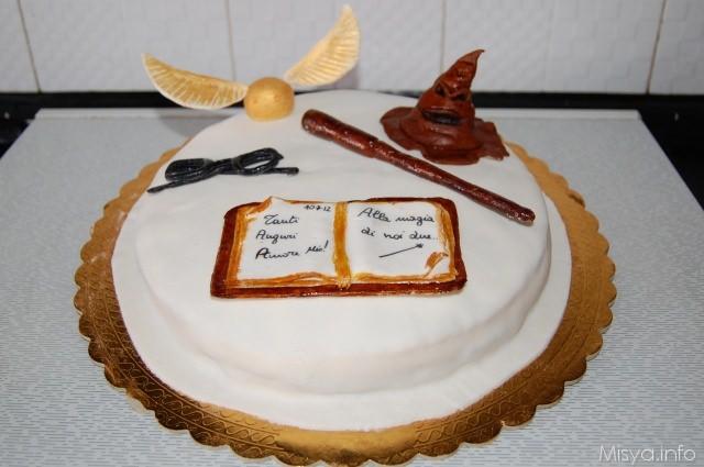 Ricette  Torta Harry Potter