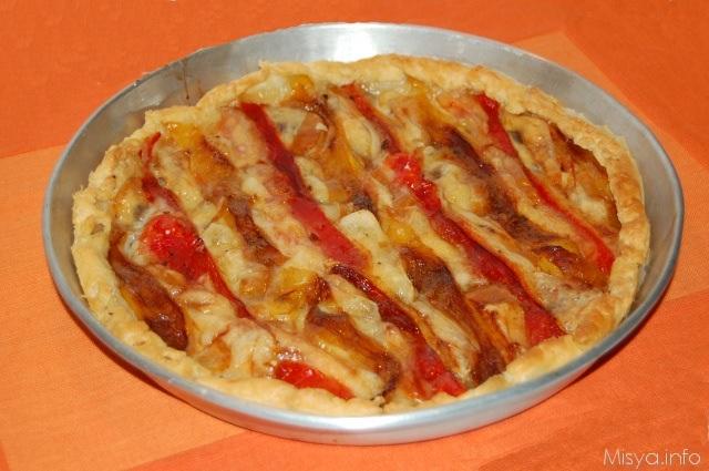 Ricette pasta brise peperoni