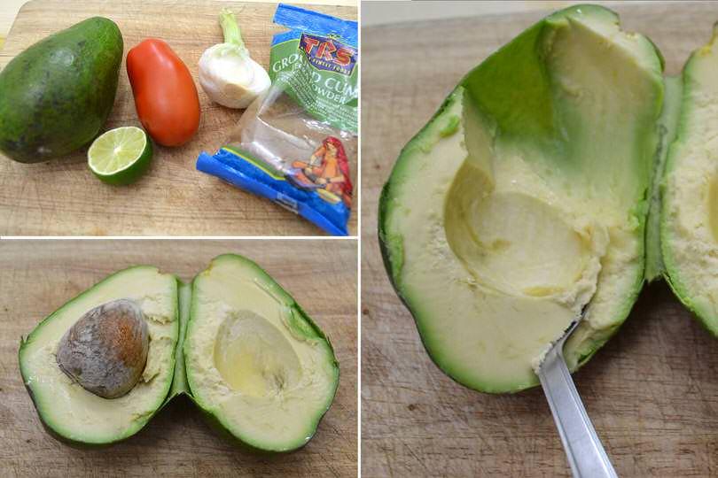 1 aprire avocado