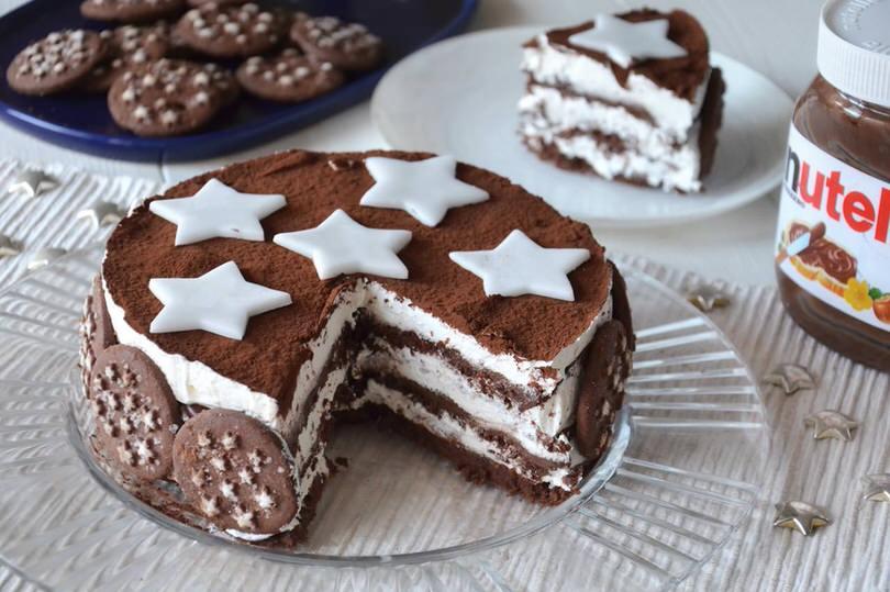 Torta Pan di stelle - Ricetta Torta Pan di stelle di Misya
