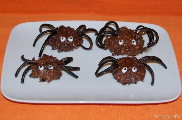 Ricette di Halloween - le ricette di Misya