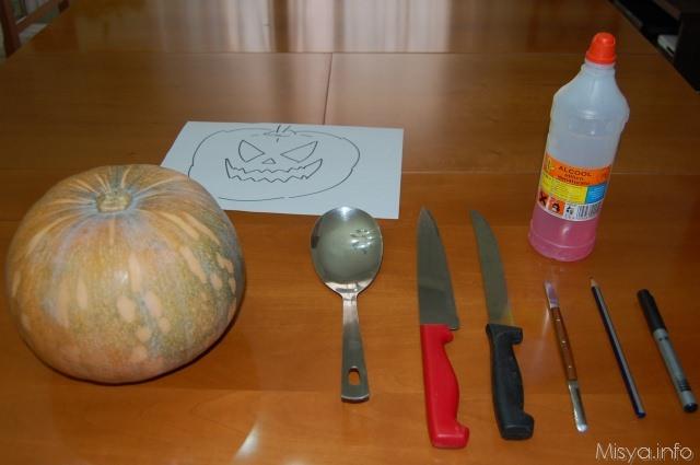 Come Fare Zucca Di Halloween Video.Come Fare La Zucca Di Halloween Misya Info