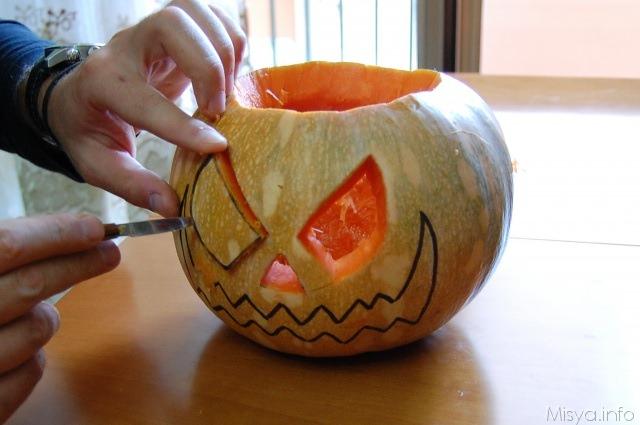 Come Fare Una Zucca Di Halloween Vera.Come Fare La Zucca Di Halloween Misya Info
