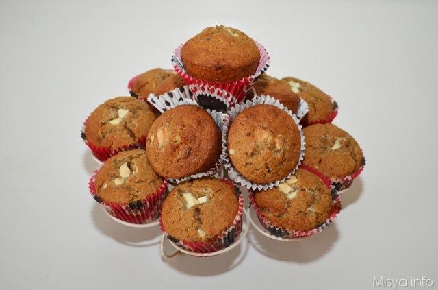 Estremamente Muffin al caffè - Ricetta Muffin al caffè di Misya SN68