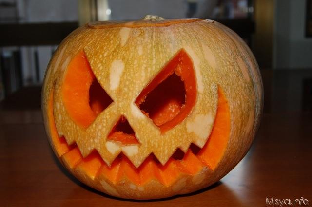 Facce Zucche Di Halloween.Come Fare La Zucca Di Halloween Misya Info