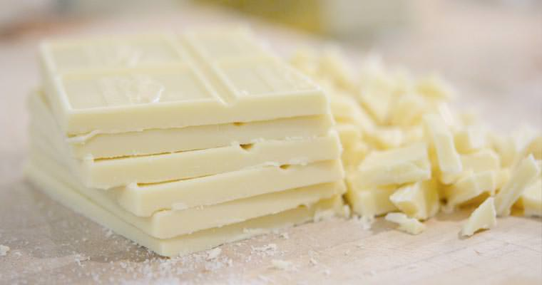Risultati immagini per cioccolato bianco