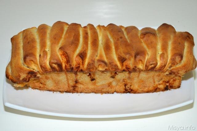 Pane a fisarmonica