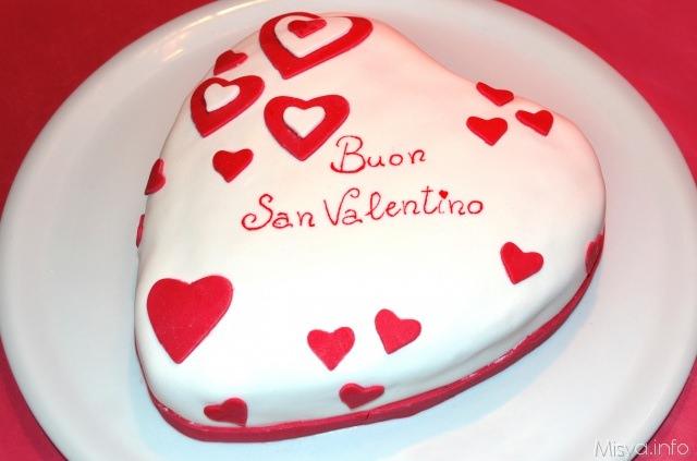 Torta di san valentino ricetta torta di san valentino - San valentino decorazioni ...