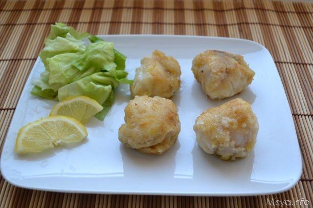 Ricette zenzero fresco e pesce