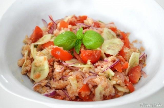 Panzanella - Ricetta Panzanella di Misya