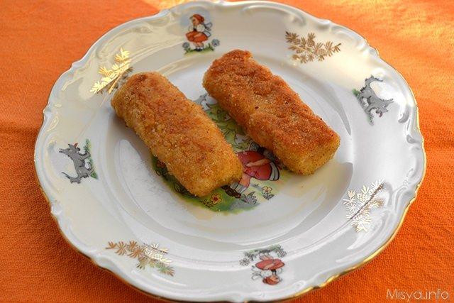 Ricetta con bastoncini di pesce findus