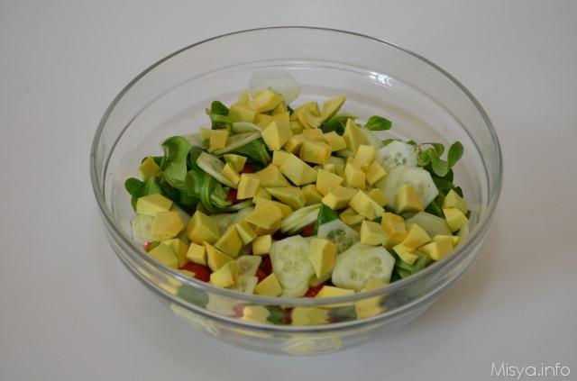 insalata avocado songino 1