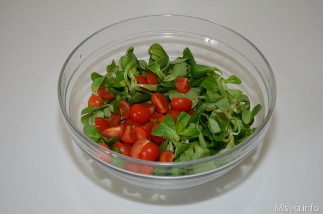 songino e pomodorini