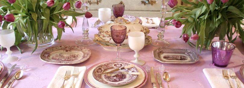 Come apparecchiare la tavola - Apparecchiare una tavola elegante ...