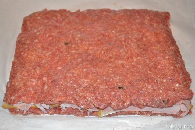 Tramezzini di carne ricetta tramezzini di carne di misya for Ricette di carne veloci