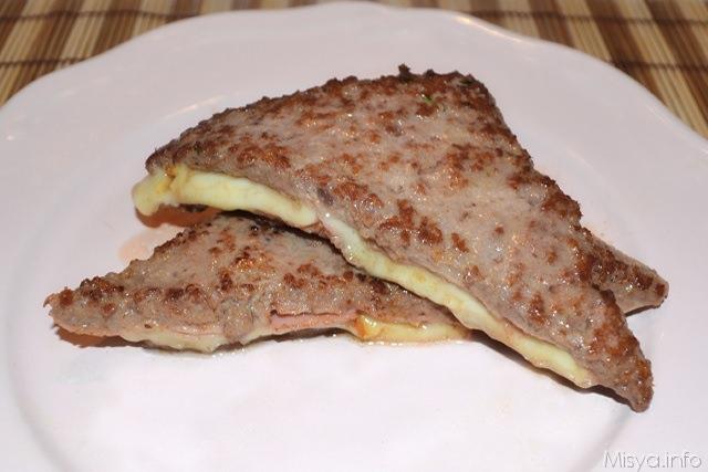 Tramezzini di carne ricetta tramezzini di carne di misya for Secondi piatti veloci