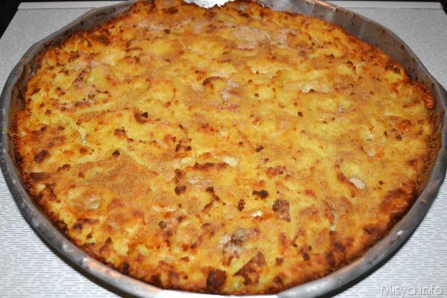 Gateau di patate 1 kg