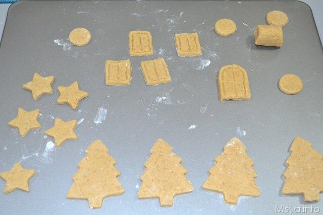 11 Casetta di pan di zenzero