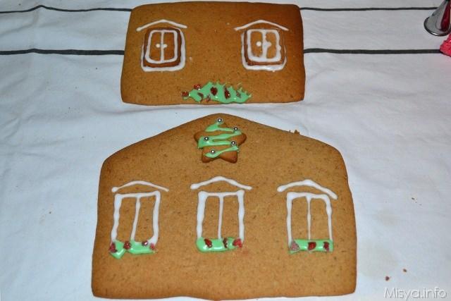 18 Casetta di pan di zenzero