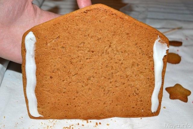 19 Casetta di pan di zenzero