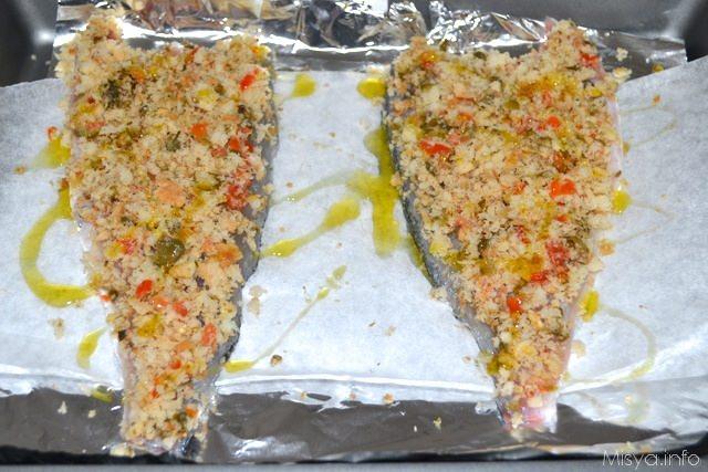 filetti di orata gratinati - ricetta filetti di orata gratinati di ... - Come Cucinare Filetto