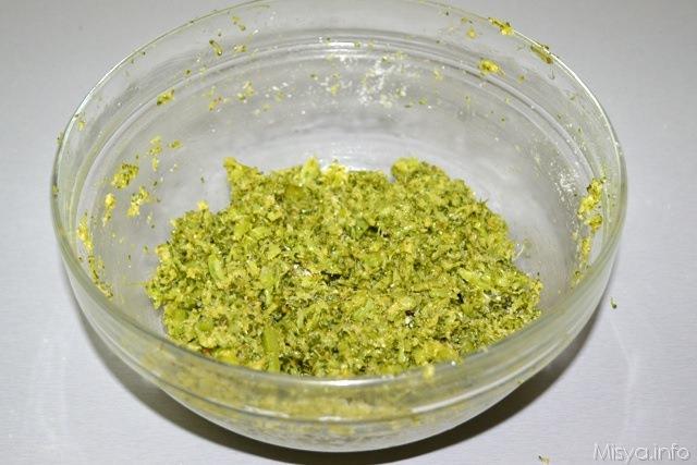 5 impasto polpette di broccoli