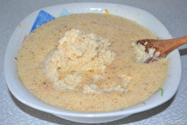 6 torta di riso