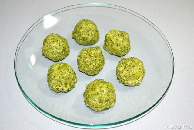 7 polpette di broccoli da impanare