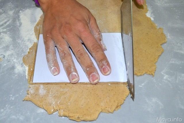 8 Casetta di pan di zenzero