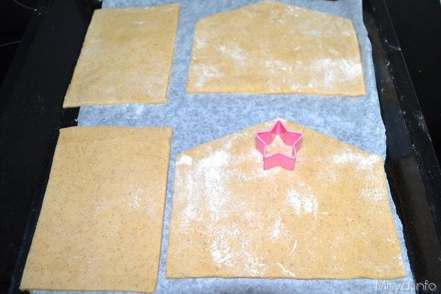 9 Casetta di pan di zenzero